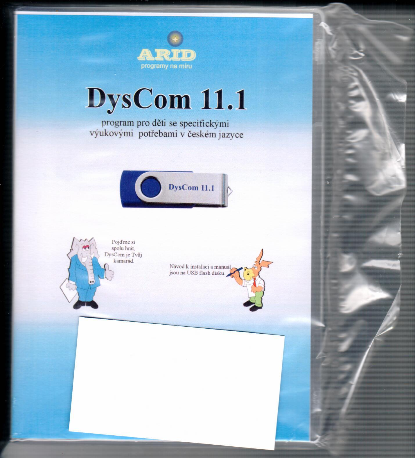 DysCom - USB flash disk