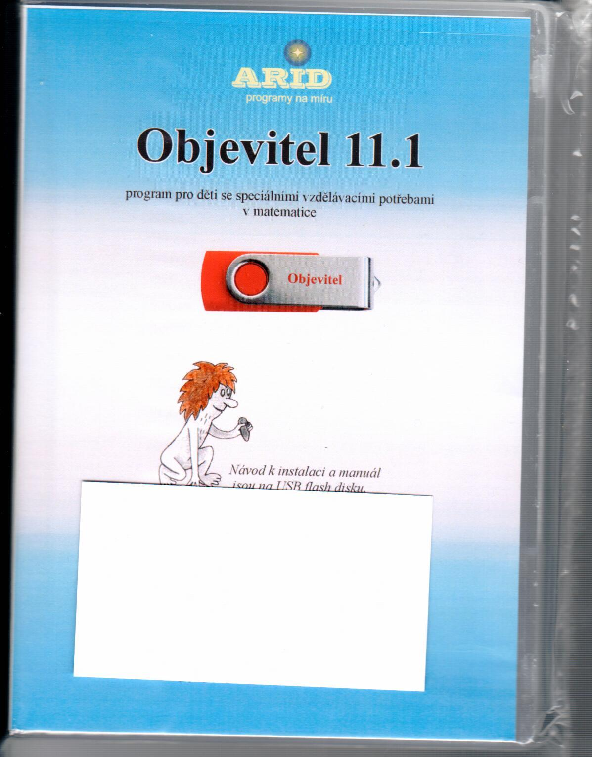 Objevitel - USB flash disk